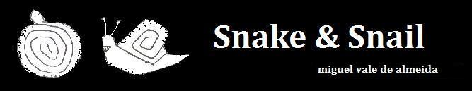 snake & snail