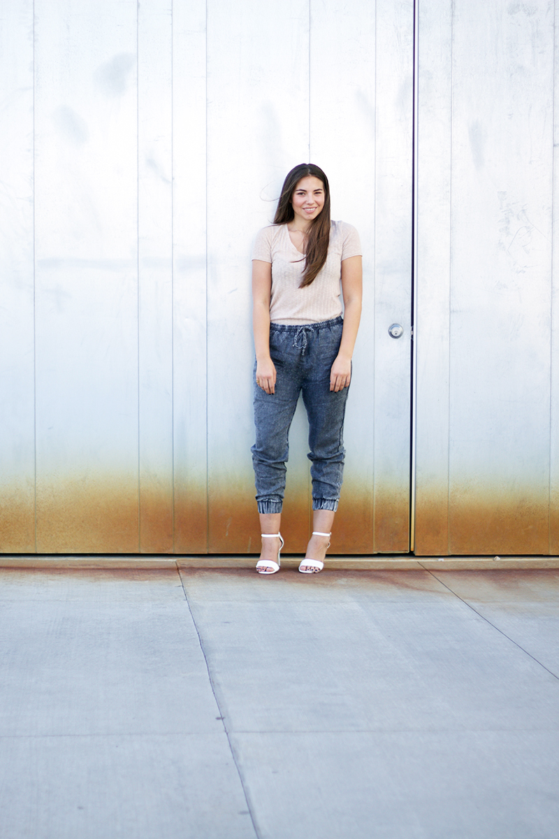 madison and sixth joggers outfit