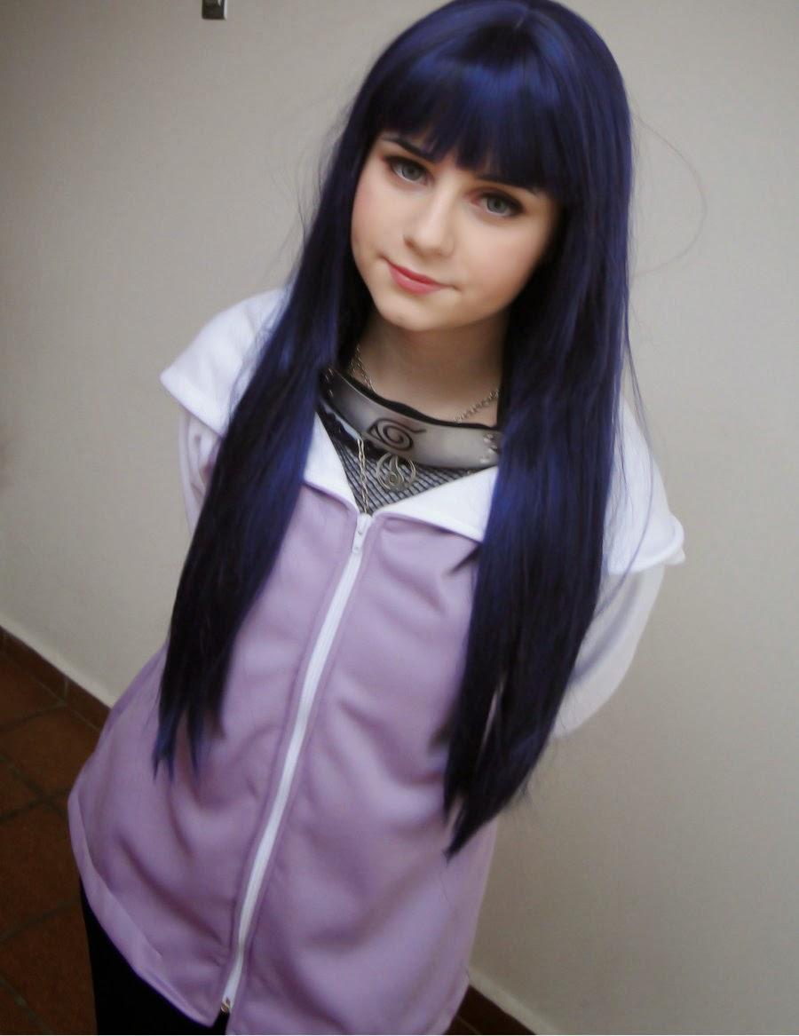 Cosplay Hinata Hyuga Paling Cantik