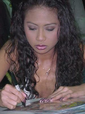 Koleksi foto-foto hot Jade Marcela