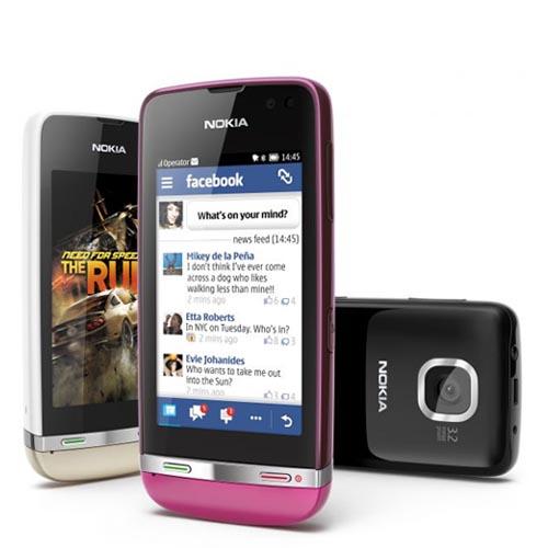 Nokia Asha 311 Smartphone