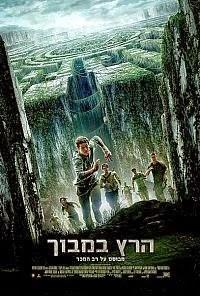 הרץ במבוך *תרגום מובנה* להורדה ולצפייה ישירה / The Maze Runner 2014 - DVDRip