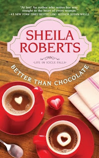 Better Than Chocolate, by Sheila Roberts (review)