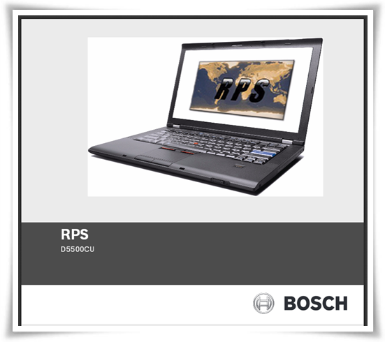 Bosch RPS D5500CU User Manual