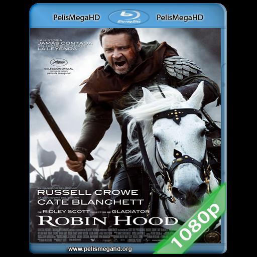 ROBIN HOOD (2010) 1080P HD MKV ESPAÑOL LATINO