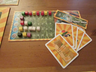 Earned MPV tile in Cinque Terre game