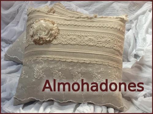 Catálogo de almohadones