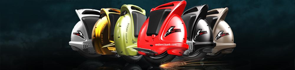 Xe điện 1 bánh Tại Hà Nội và TPHCM: Ninebot One,One Wheel