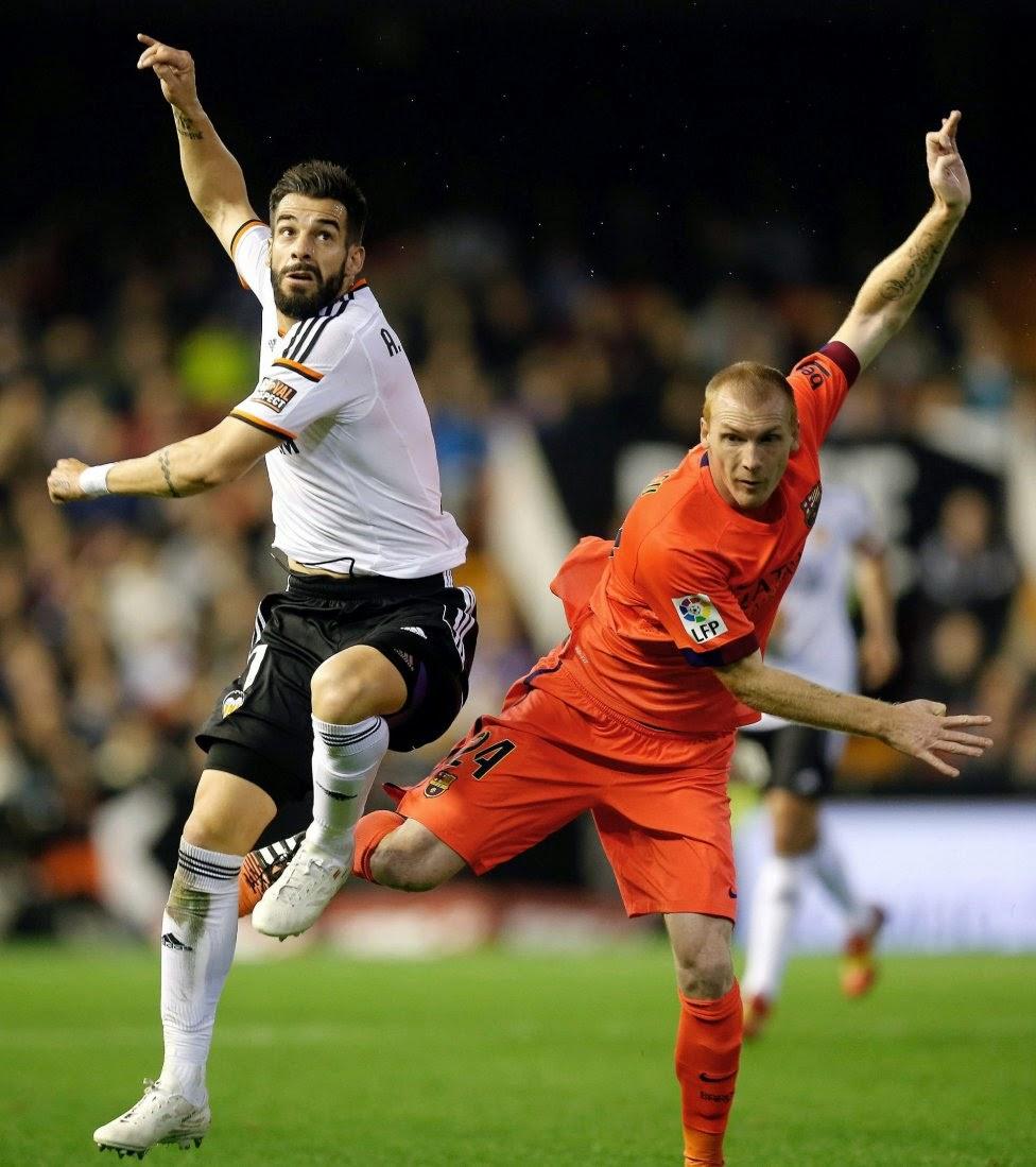 Liga Spain Football 2014