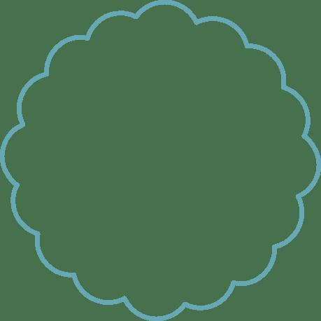 Dibujar con Powerpoint banner contorno redondeado