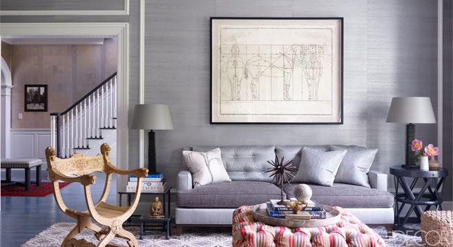 Kp decor studio decoraci n serena para el sal n - Salones en tonos grises ...