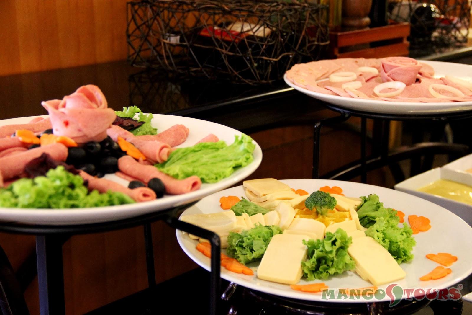 City Garden Hotel Makati restaurant Le Jardin food 2