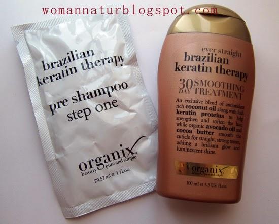 Brazilian Keratin Therapy Organix