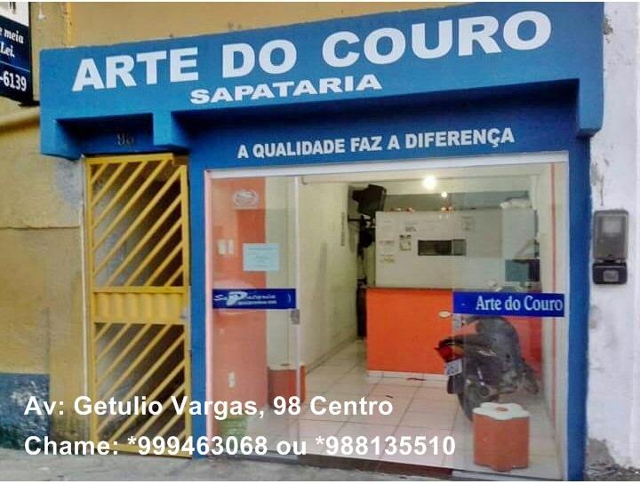 SAPATARIA ARTE DO COURO