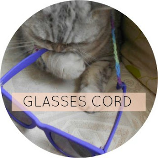 DIY Glasses Cord