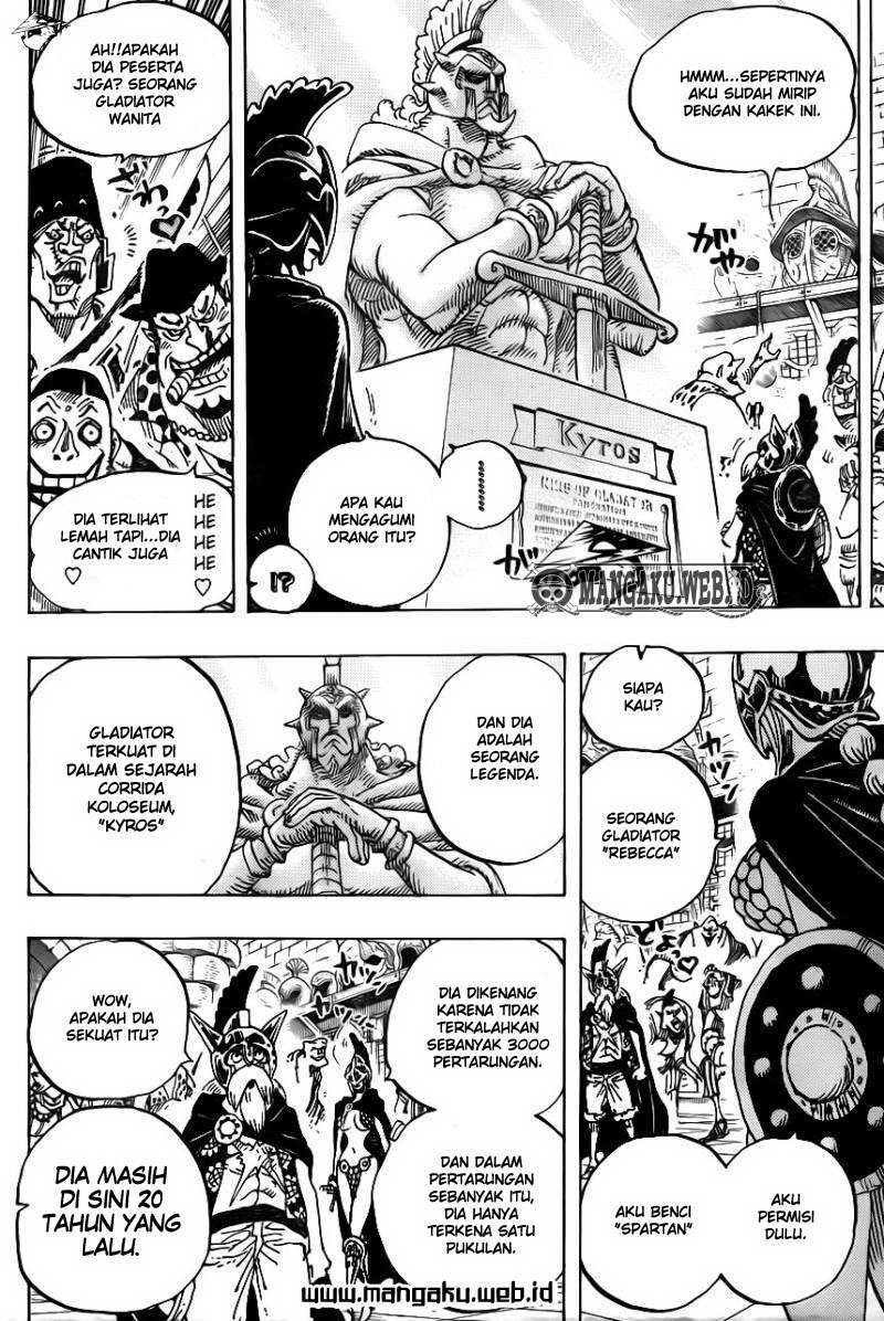 Komik one piece 704 - Patung kyros dan lucy 705 Indonesia one piece 704 - Patung kyros dan lucy Terbaru 14|Baca Manga Komik Indonesia|Mangacan