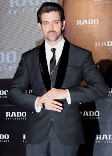 Hrithik Roshan launches the Rado HyperChrome collection in India