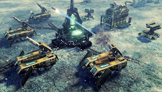 تحميل لعبة command and conquer 4 tiberian twiligh - red alert 5