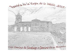 Viejo Camino de Santiago en la provincia de León