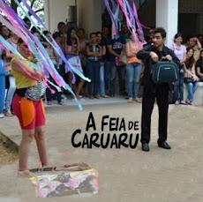 """PEÇA TEATRAL """"A FEIRA DE CARUARU"""". DIA 19/05 (SÁBADO), ÀS 20H, NO TEATRO IRACLES PIRES - ICA."""