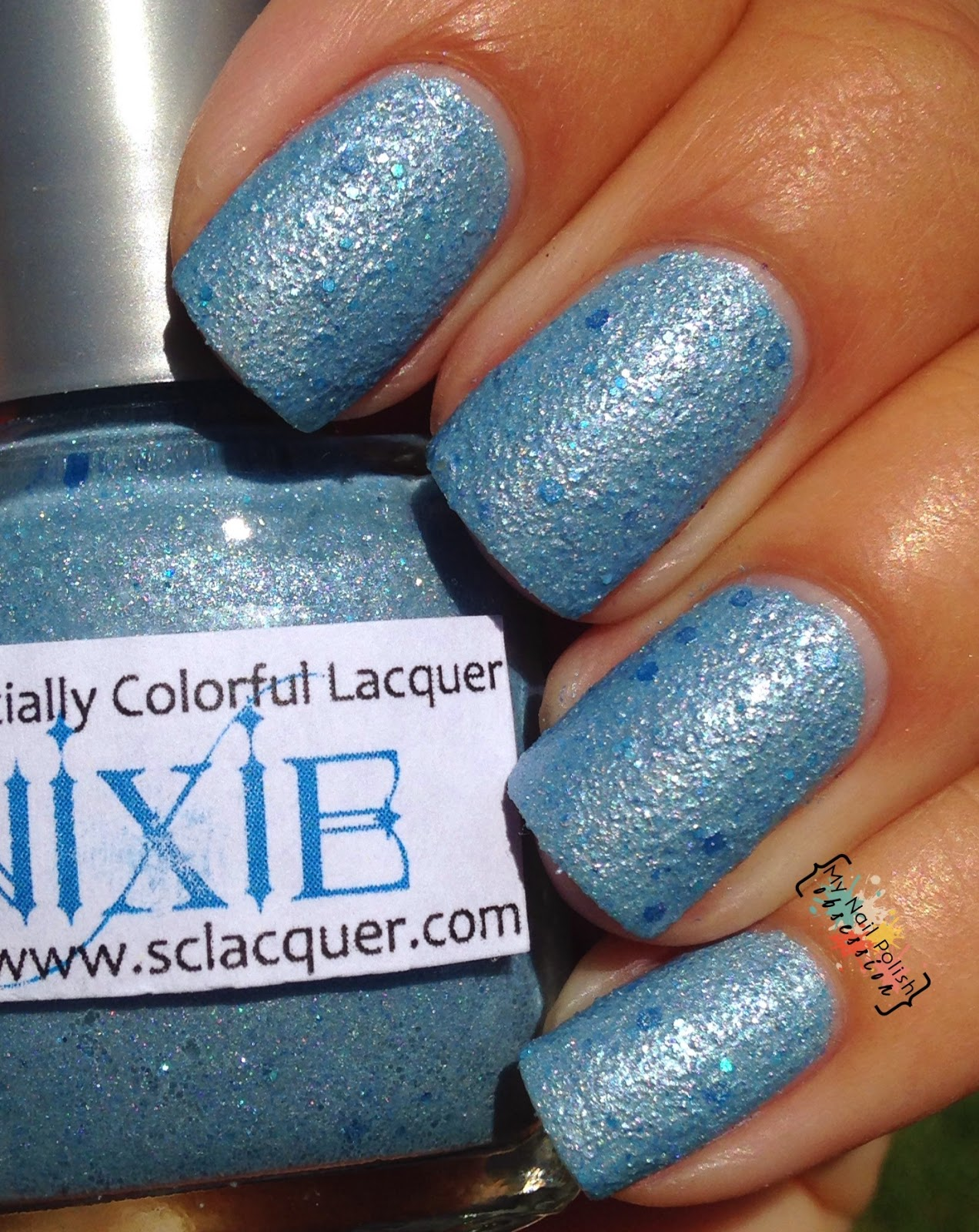 Superficially Colorful Lacquers Nixie