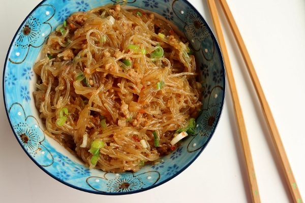 ... Tree (Bean Thread Noodles with Minced Meat / Ma Yi Shang Shu
