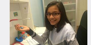 Mira Modi, sang gadis penjual password (Pict - Julia Angwin)
