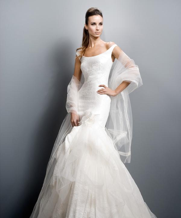 White Bridal&-39-s Dresses Designs &quot-Fancy and Elegant&quot- - Wedding Dress