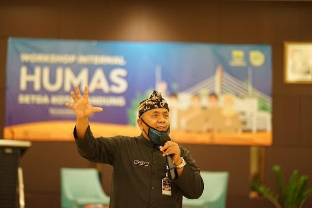 Kota Bandung Sabet Penghargaan Pemkot Terpopuler di Media Digital