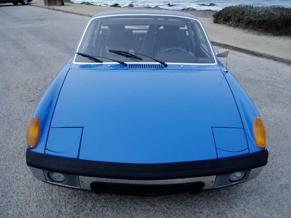 1973 Porsche 914 V8 Conversion - Buy Classic Volks