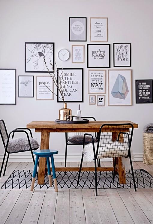 decotips gua para colgar y crear decorativas con cuadros