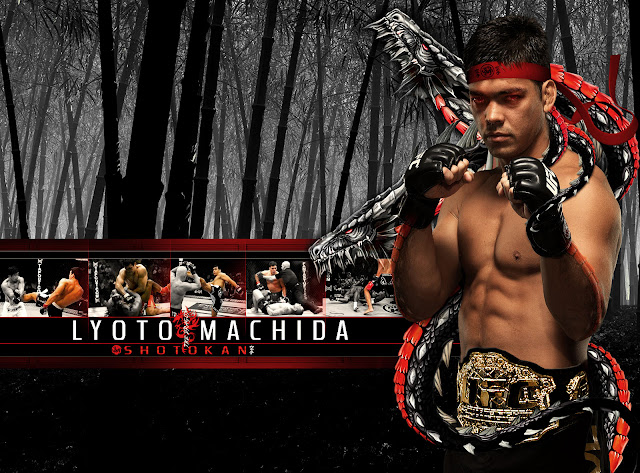 ufc mma fighter lyoto machida wallpaper image picture