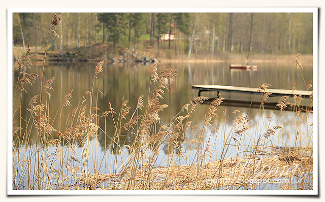 Malmköpings camping, brygga