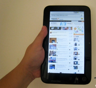 New Pixcom Android Tab Review Gallery