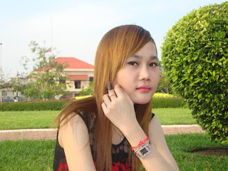 Sok Sereyrath facebook girl beauty skin Khmer girl 5