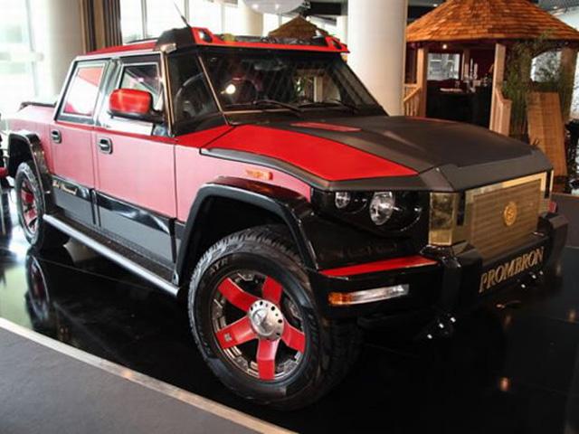5 Jenis Mobil Paling Kuat di Dunia