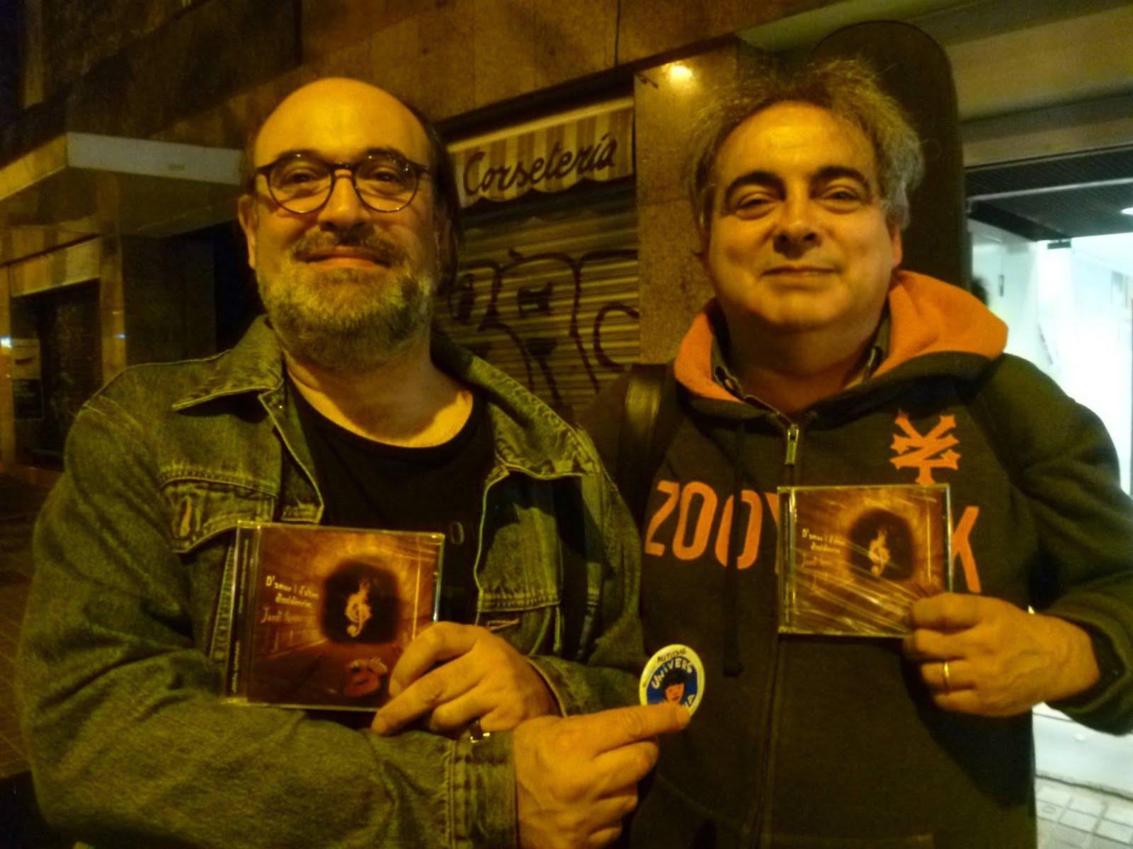 Amb en Jordi Gomara