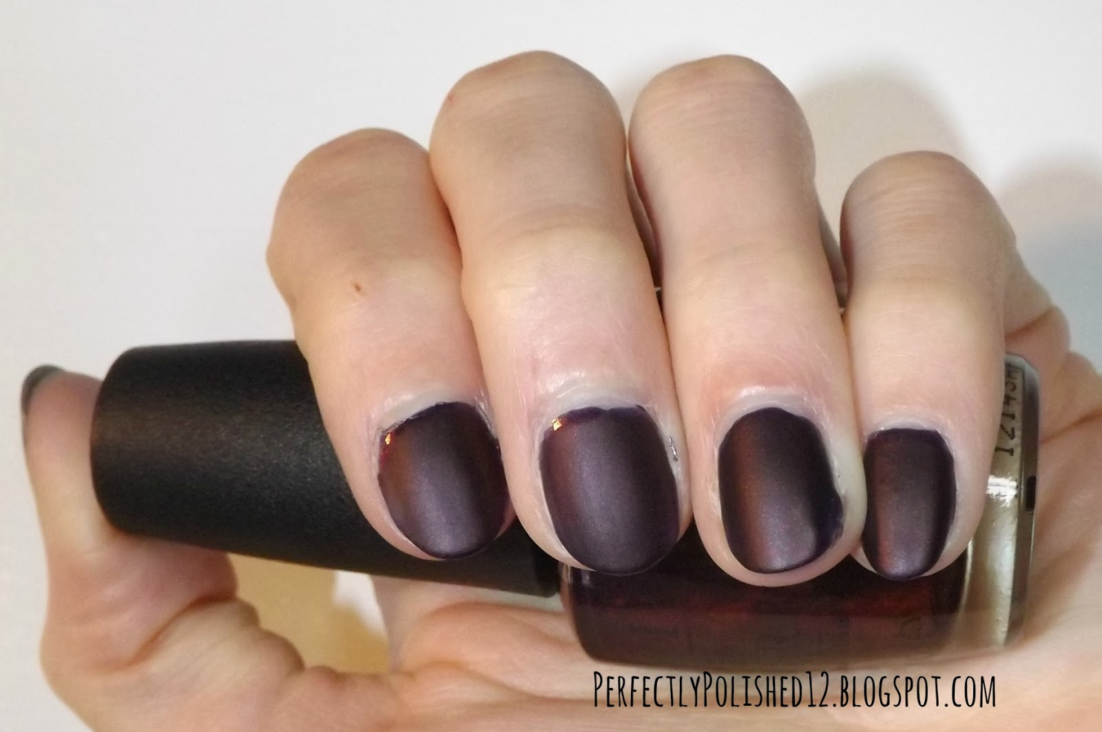 Perfectly Polished 12: Sally Hansen Big Matte Top Coat