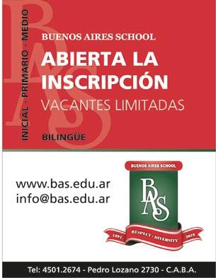 BUENOS AIRES SCHOOL