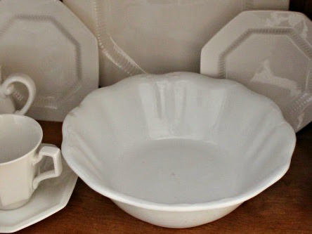 My Ironstone Collection