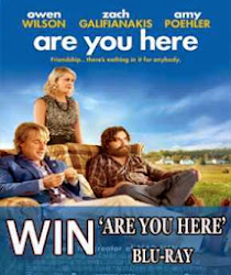 Are Your Here Blu-Ray Giveaway - TMN