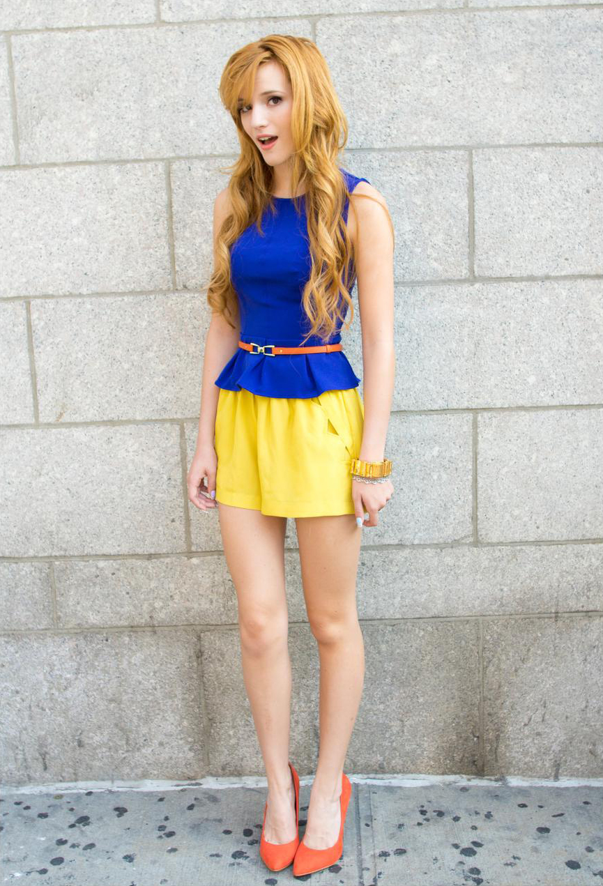 Bella Thorne - 2012 Catherine Powell shoot