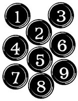 Numbers 1-9 Puzzle