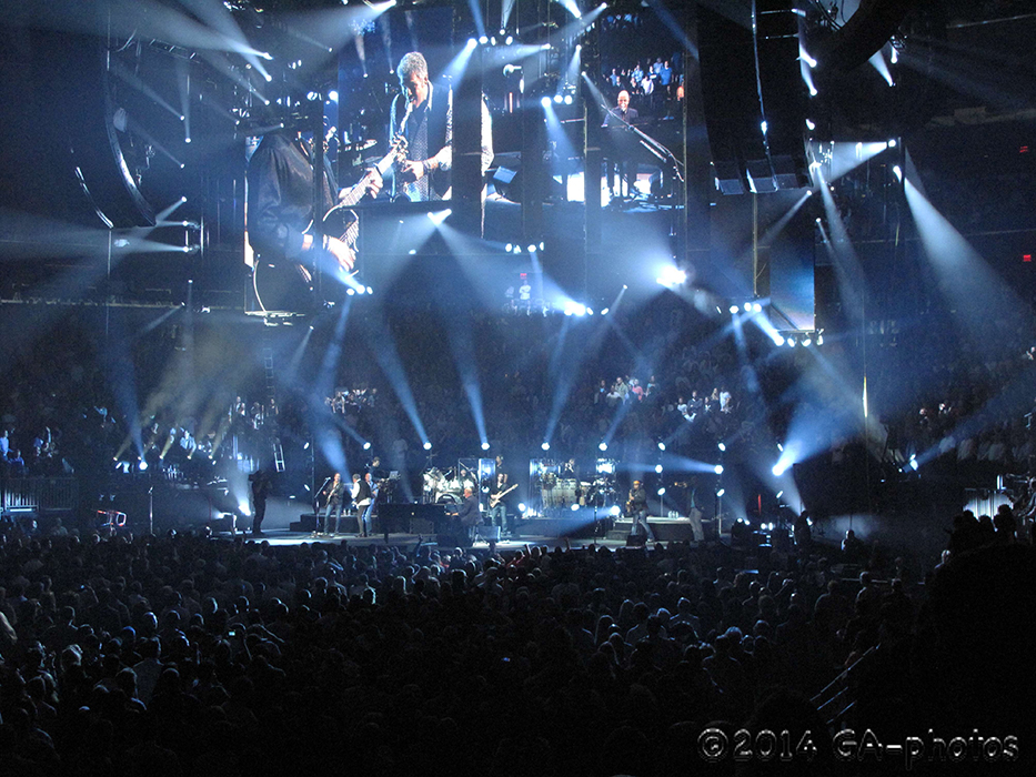 GA Photos Billy Joel Madison Square Garden NYC 10214