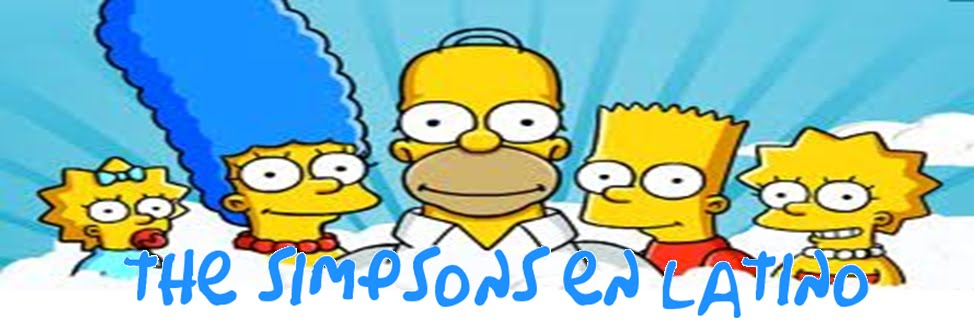 Los Simpsons en Latino