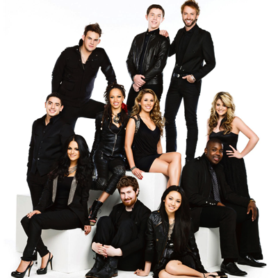 american idol season 10 top 11. Idol Season 10#39;s Top 11