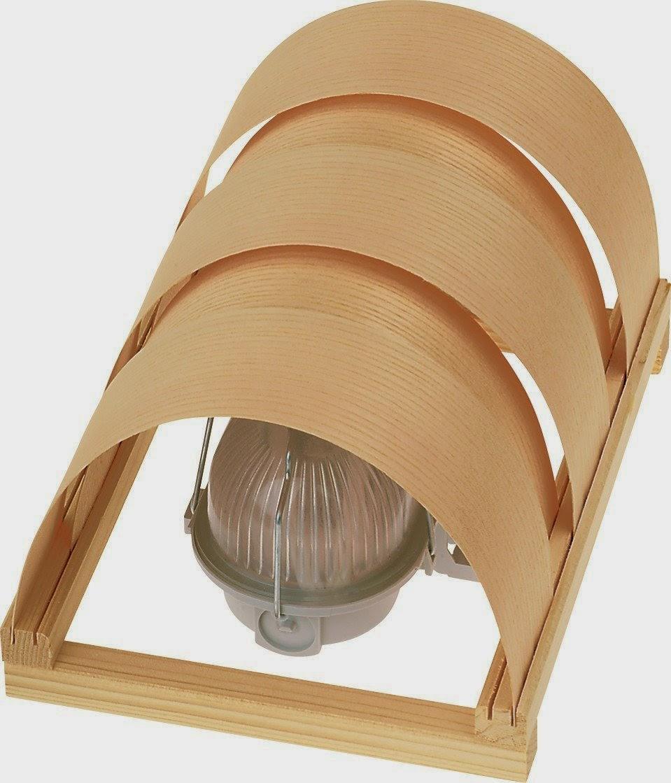 unsere stadtvilla bautagebuch saunalampe selbst bauen. Black Bedroom Furniture Sets. Home Design Ideas