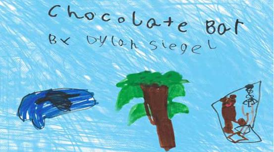Un niño de 6 años escribió un libro y recaudo 400,000 para su amigo enfermo