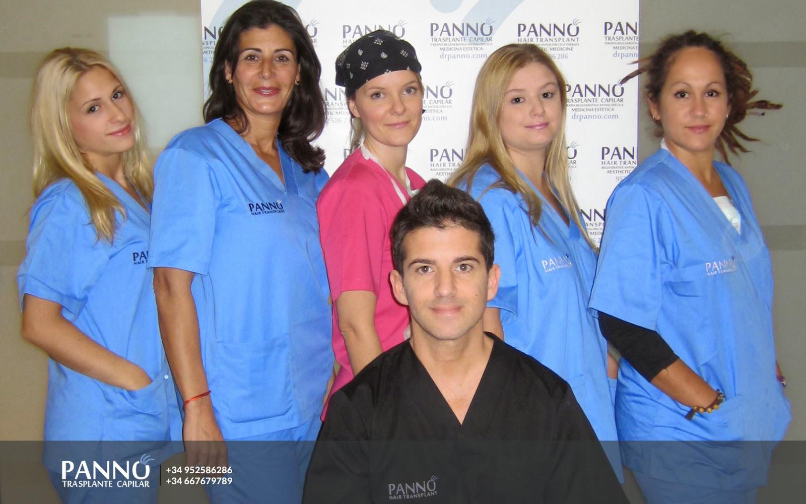 Promoción!!!, Oferta de trasplante capilar durante el Mundial de Futbol. Dr Panno