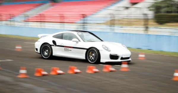 Dozens spur PWRS Porsche in a Day in 2015
